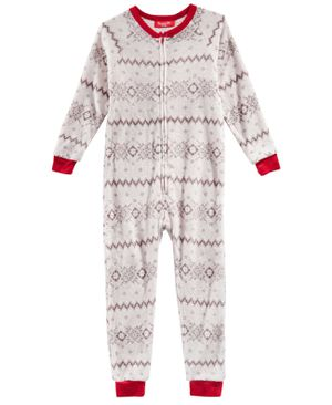 Family Winter Fairisle Pajamas Gray, 8 for Sale in Norfolk, VA