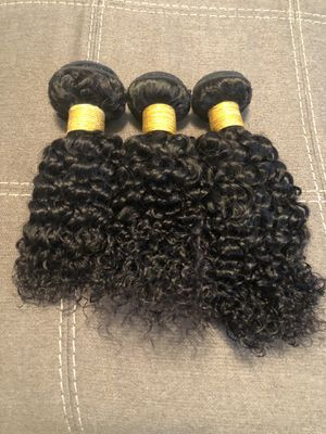 10 12 14 inch kinky curly hair bundles for Sale in Memphis, TN