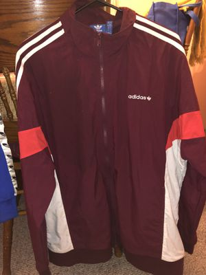 Adidas jacket XL for Sale in Hanover Park, IL