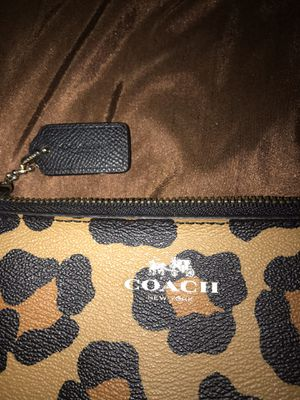 Coach small wallet $20 for Sale in Fontana, CA