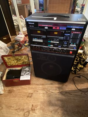 Karaoke System for Sale in Tacoma, WA