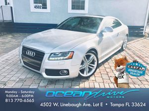 2009 Audi A5 for Sale in Tampa, FL