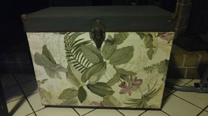 Cofre de madera for Sale in Austin, TX