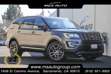 2016 Ford Explorer for Sale in Sacramento,  CA