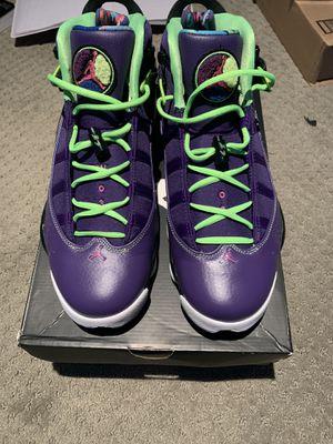 Jordan 6 rings bel air size 12 for Sale in Sacramento, CA