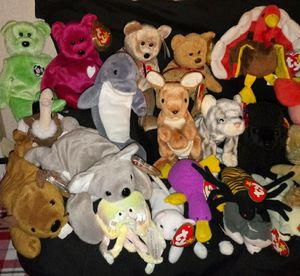 Beanie Babies 1990's for Sale in Lakewood, CA