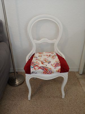 Red accent chair for Sale in Orange City, FL