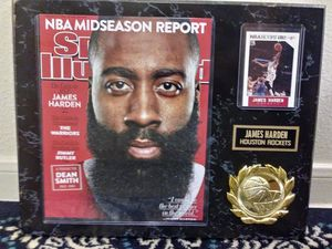 James Harden plaque for Sale in Houston, TX