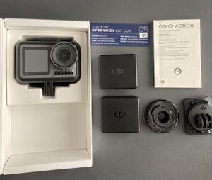 Dji Osmo Action 4k Camera for Sale in El Paso, TX