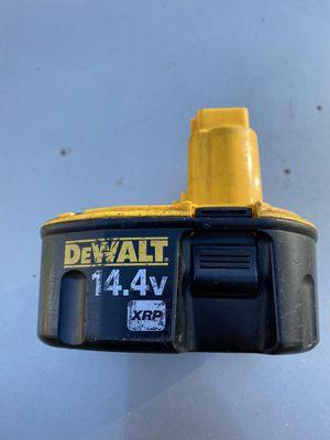 14.4v Dewalt for Sale in Houston, TX