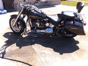Harley Davidson Fatboy for Sale in Jesup, GA