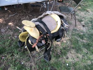 Pony saddle for Sale in Le Grand, CA