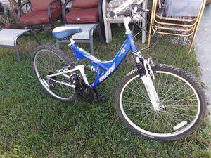 Girls 26in Huffy full suspension mountain bike for Sale in Pembroke Pines, FL