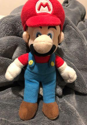 8inch Mario Plush for Sale in Olympia, WA