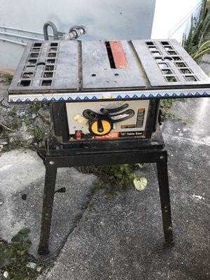 Table saw for Sale in Lake Worth, FL