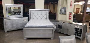 Tiffany bedroom set @ Empire Furniture Gallery for Sale in Huntington Park, CA