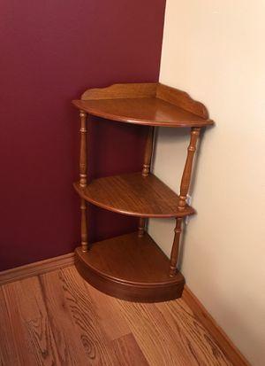 Vintage Corner Shelf for Sale in Portland, OR