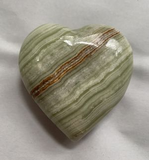 Onyx Stone Heart for Sale in Portland, OR