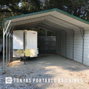 18x20x8 carport for Sale in Cumming, GA