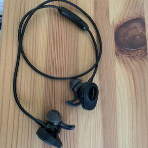 Bose Soundport Wireless In Ear Headphones for Sale in Solana Beach, CA