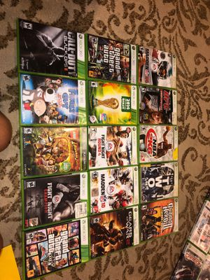 Xbox 360 games for Sale in Manassas, VA