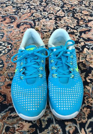 Nike 7.5 women's lunar empress golf shoes, retail $130, free gift to winning buyer for Sale in Rockville, MD