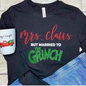 Mrs Claus Custom Shirts for Sale in Claremont, CA
