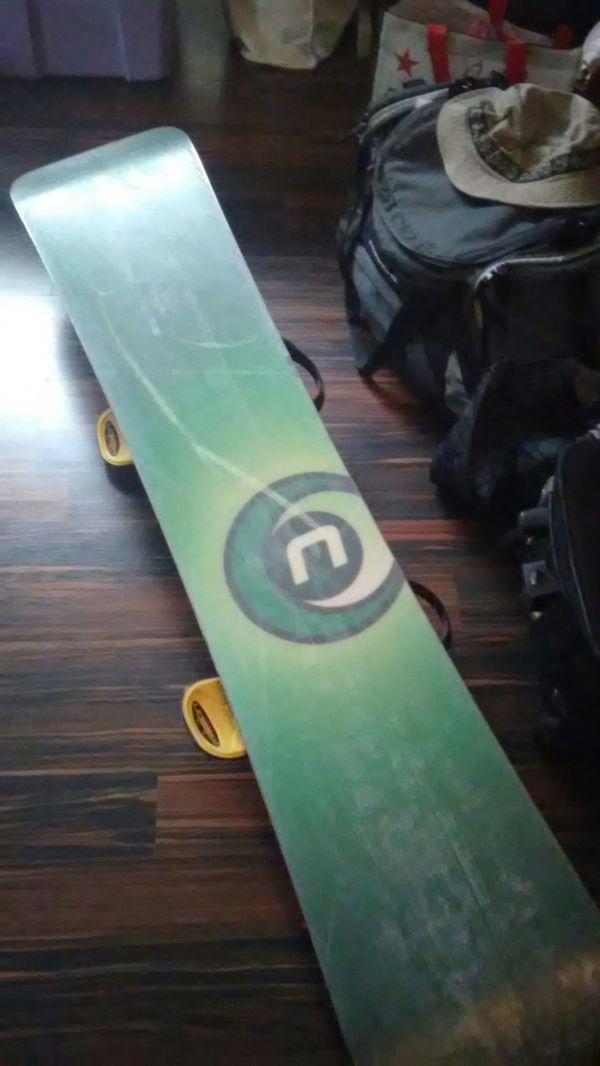 Snowboard Nitro Nova