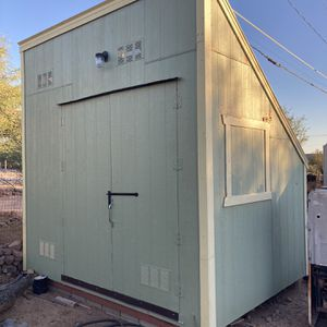 Custom Built Shed - For Growing Plants Or Drying Wood for Sale in Apache Junction, AZ