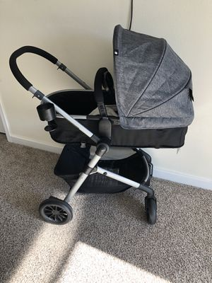 Eveflo Stroller with car seat for Sale in Liberty Lake, WA