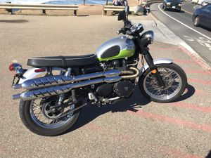 Triumph scrambler 2008 900 for Sale in CA, US