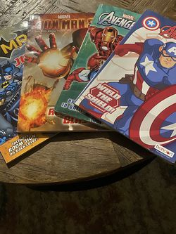 Super hero coloring Books for Sale in Belle Isle,  FL