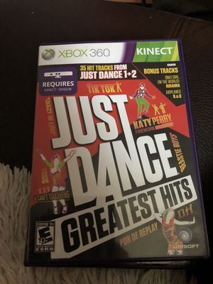 XBOX 360 KINECT for Sale in Sewickley, PA