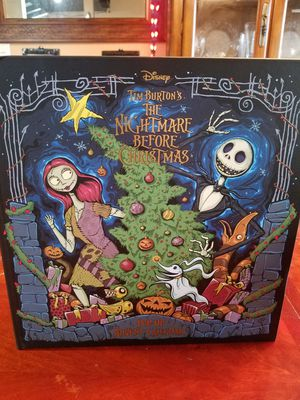 Nightmare Before Christmas Pop Up Avent Calendar for Sale in Montclair, CA
