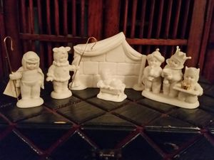 SNOW BABIES DEPARTMENT 56 for Sale in Milledgeville, GA