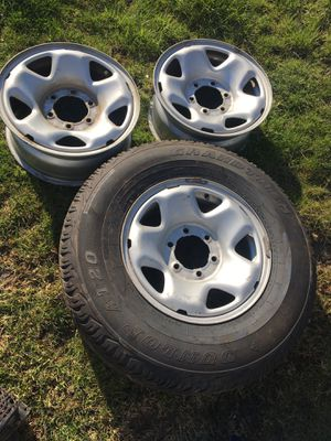 "Tacoma wheels 16"" for Sale in West Chicago, IL"