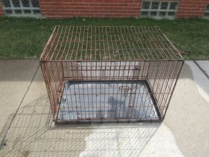 Dog's crate for Sale in Madison Heights, MI