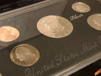 Silver Proof Set 1993 for Sale in Beaverton,  OR