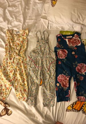 Girls rompers pant suits super cute 18M $10 for Sale in Los Angeles, CA