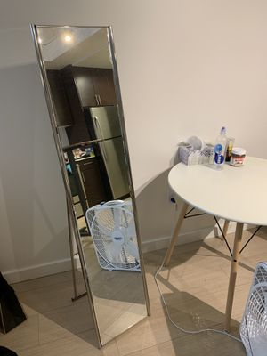 Full standing mirror for Sale in Seattle, WA