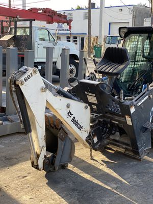 Bobcat 607BACKHOE Attachments for Sale in Hialeah, FL