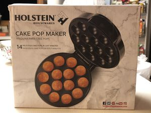 Cake Pop Maker for Sale in Virginia Beach, VA