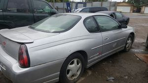 2002 chevy monte carlos SS for parts only. for Sale in Salida, CA