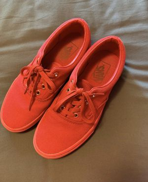 Red vans for Sale in Sacramento, CA