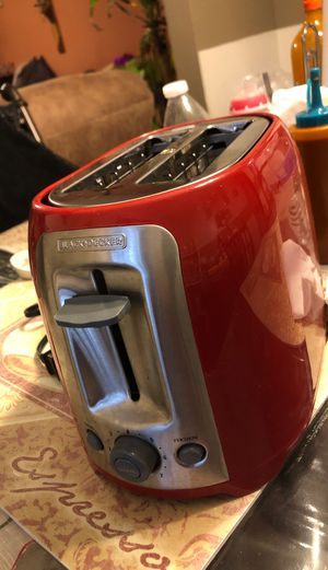 Toaster & microwave for Sale in Gainesville, GA
