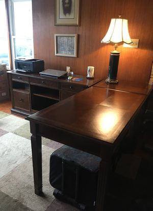 3 pc sectional desk for Sale in Sealy, TX