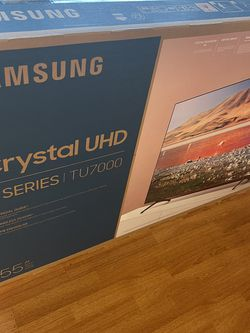 Samsung 55in 7 Series 4k Sealed New for Sale in Fort Lauderdale,  FL