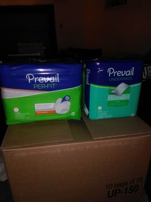 XL diapers, Large Pads for Sale in Las Vegas, NV
