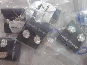 Diamond earrings for Sale in Banning, CA