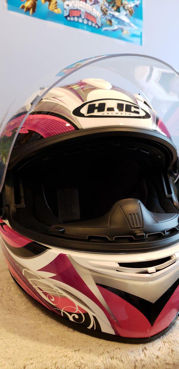 HJC Motorcycle helmet